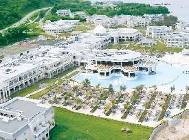 Grand Palladium Lady Hamilton Resorts Maritime Travel