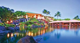 Grand Hyatt Kauai Resort Amp Spa Resorts Maritime Travel