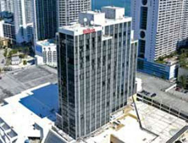 Hilton Miami Downtown Hotel Resorts Maritime Travel
